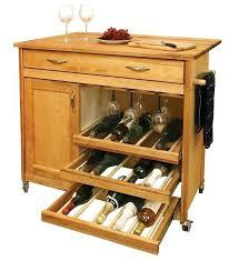 microwave stand with wine rack u2013 abce us