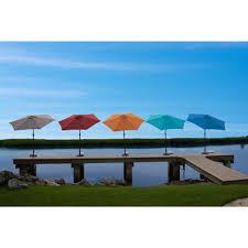Orange Patio Umbrella by Umbrellas Betterpatio Com