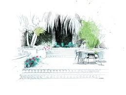 landscape design principles for residential gardens montecito blog