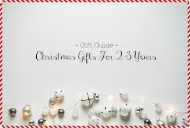 gift guide christmas gifts for 2 3 years lamb u0026 bear