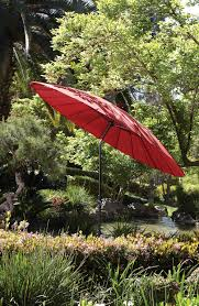 Obravia Treasure Garden Umbrella by Penn Stone Treasure Garden