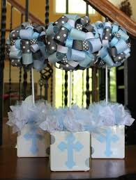 Centerpieces For Baptism For A Boy by 20 Best Baptism Decoration Ideas For Ayden Images On Pinterest
