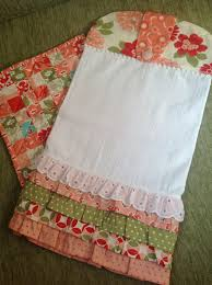 kitchen towel and potholder sets are great gifts quilting digest