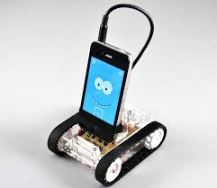 gadgets for android romo smartphone powered robot for iphone and android phone gadgetsin