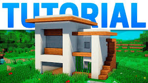 how to build a small modern house minecraft how to build a small modern house tutorial interior