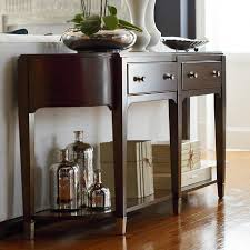 hallway furniture classic teak console tables for hallway
