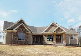 beautiful craftsman ranch house plan 9215 features 2 910 square
