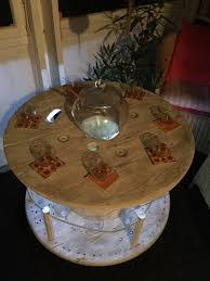 Wohnzimmertisch Felge Kabeltrommel Tisch Vintage Shabby Maritim Shabby Design