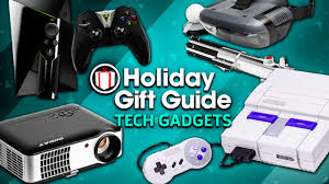 gadgets tech gadgets holiday gift guide 2017 4k tv drone and more