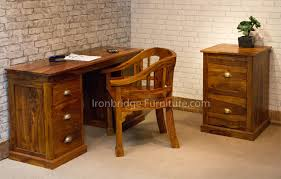 Desk And Filing Cabinet Set Office Study Furniture Set Desk Filing Cabinet And Chair