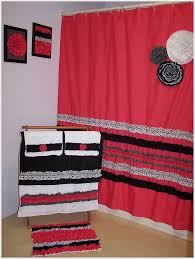 shower curtain set with rugs rug designs