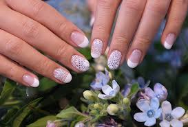 35 nail art designs for your wedding hong kong wedding blog