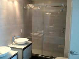heavy glass shower door portland frameless shower doors enclosures glass shower doors