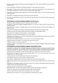 Qa Manager Resume Sample by Qa Qc Engineer Resume Sample Contegri Com