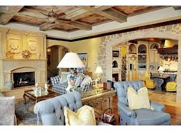 Best Modern French Country Images On Pinterest Living Room - Country family rooms