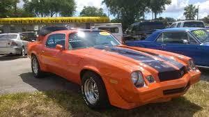 81 z28 camaro 1981 chevrolet camaro z28 2dr coupe in fl dan s deals