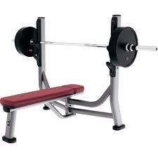Olympic Bench Press Equipment Bench Flat Benches Flat Benches For Workout Training Equipment