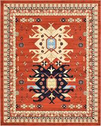 Area Rugs Ca Orange 245cm X 305cm Heriz Design Rug Area Rugs Rugs Ca Rugs