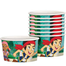 land pirates treat cups 8ct