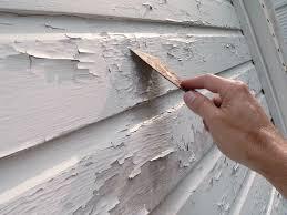 peeling paint problem the money pit
