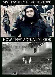 Expectation Vs Reality Meme - isis fighters expectation vs reality meme guy