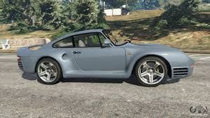 porsche 959 rally car porsche 959 1986 for gta 5