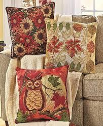 43 best decorative fall pillows images on pinterest fall pillows