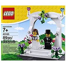 Favor Set by Lego Wedding Favor Set 40165 Toys