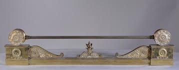 fireplace accessories firedogs andirons