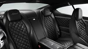 bentley black convertible 2016 bentley continental gt speed coupe interior rear seats hd