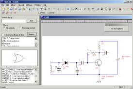 tinycad electronic circuit drawing software electronic circuits