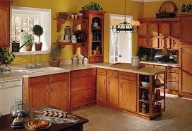 yellow kitchen wood cabinets aristokraft oak kitchen cabinets kitchen building yellow