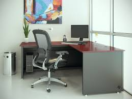 Small Executive Desk by Executive Desk Wooden Laminate Contemporary L Shaped