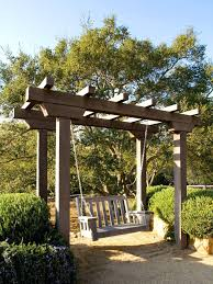 arbor with bench plans arbor with seat plans corner arbor with