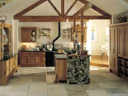 home design warm country kitchen collection decorating ideas