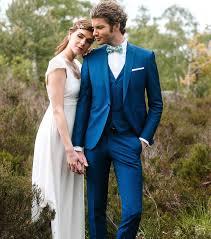 costume bleu mariage costume mariage bleu 10 idées pour habiller le marié