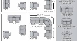 motion sofas and sectionals southern motion living room cagney sectional 705 furniture depot