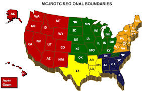 Colleges In Virginia Map by Jrotc Schools By State Marine Corps Junior Rotc