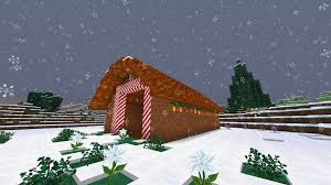 rate my christmas build and watch me build it creative mode