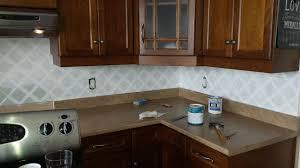 painting kitchen backsplash don t paint ceramic tile they said hometalk