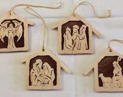 ornaments nativity gatchells wood n crafts llc