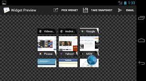android preview widget preview android apps on play