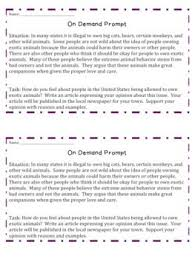 35 best on demand writing images on pinterest writing ideas
