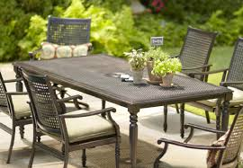 Martha Stewart Dining Room Furniture A Chic Retreat With Outdoor Dining