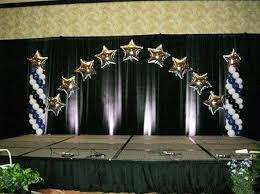 graduation decor stage decor ideas party decoration stage
