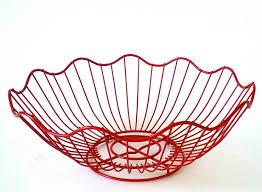 metal fruit basket metal fruit basket wire bowl fruit holder