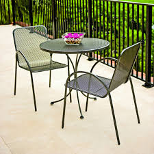 Black Metal Bistro Chairs Patio Astonishing Patio Bistro Set Clearance Outdoor Bistro Set