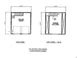 100 two car garage with loft 28 two car garages 2 car