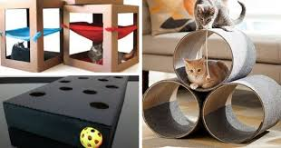 feline playful 5 diy cat toys your will