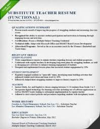 Resume Examples Teacher by Skillful Sample Teacher Resumes 5 Teacher Resume Samples Writing